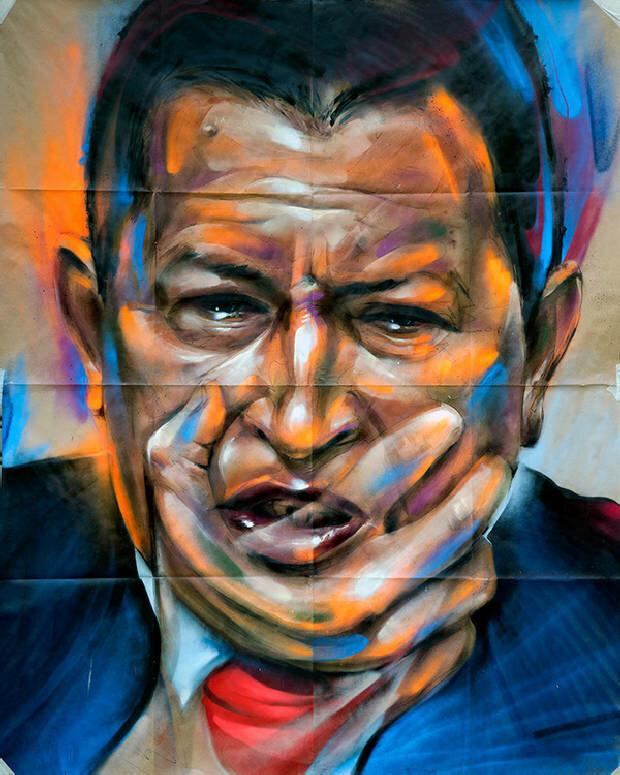 Multi, Художники граффити и стрит арт 13