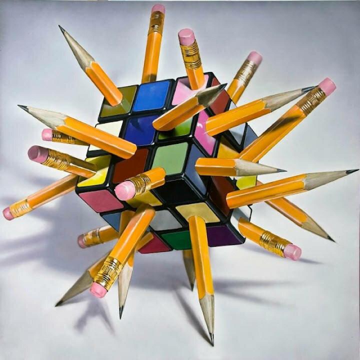 Vik Muniz. Современный художник из Мексики 3