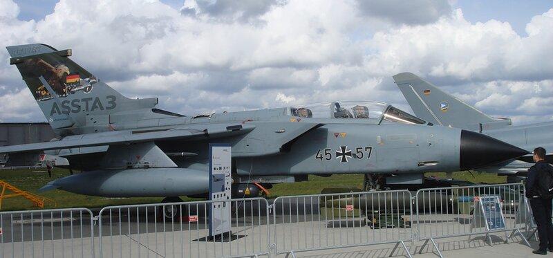Истребитель «Торнадо» ASSTA 3.0