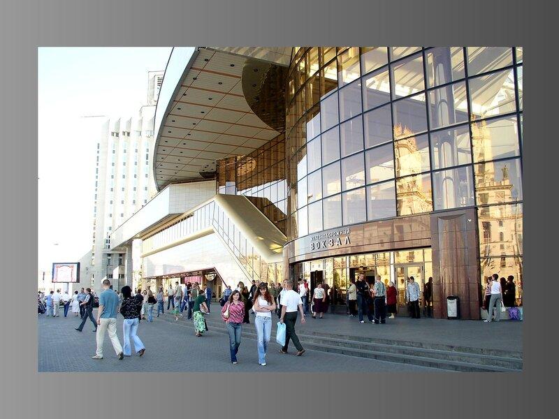 На железнодорожном вокзале Минска после теракта в метро 11 апреля закрыли автоматические камеры хранения.