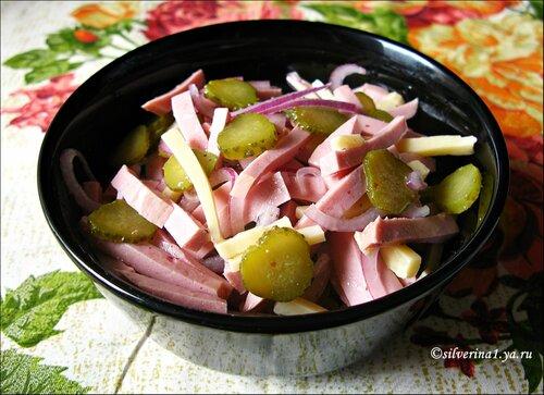 Швабский салат.фото