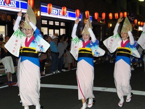 День осеннего равноденствия в Токио