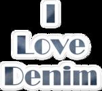 «I Love Denim»  0_94431_3968e0f2_S