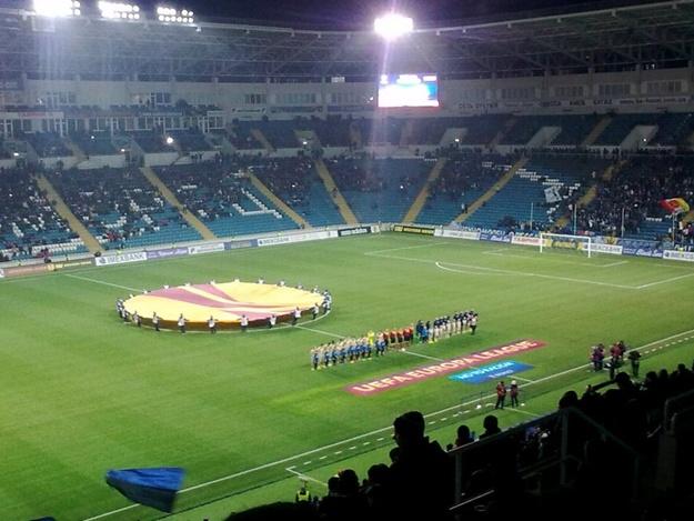 МВД запретило проводить матч чемпионата Украинского государства в Одессе