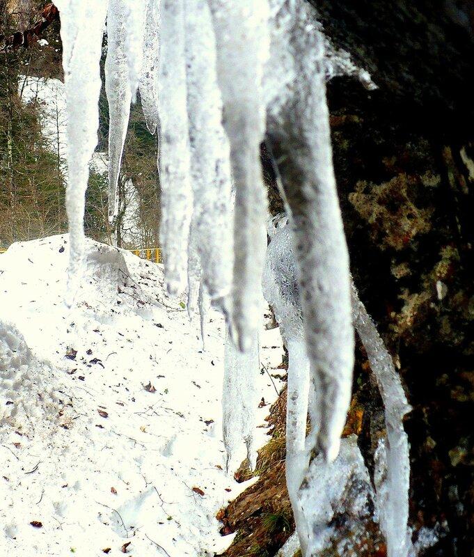 Зима, в походе, Кавказ (5).jpg