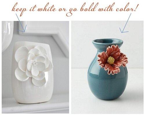 Украшение керамики своими руками
