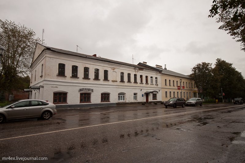Суздаль. Улица Ленина