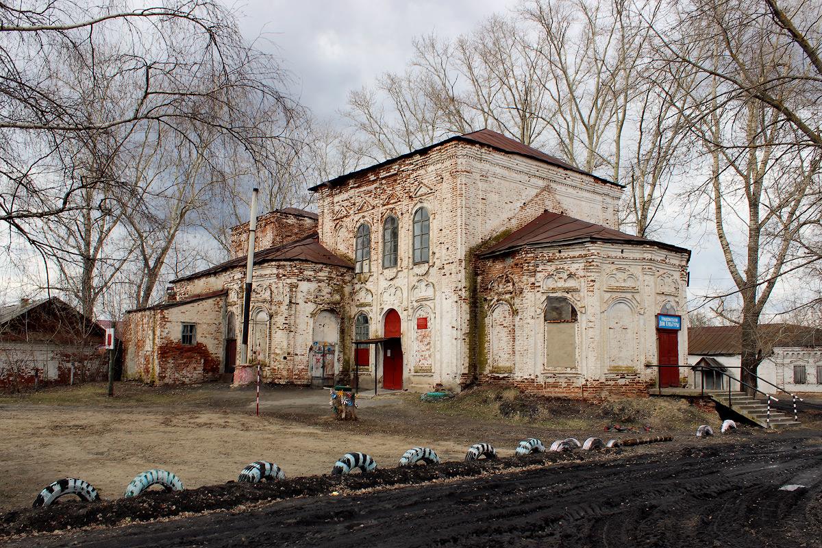 Поездка в Курмыш (апрель 2015)