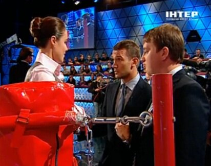 Андрей Шевченко поддерживает Наталью Королевскую