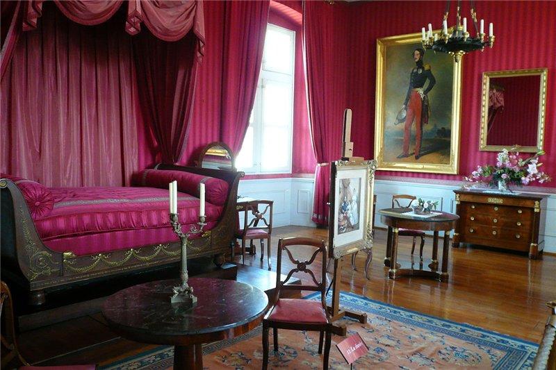 комната XIX века