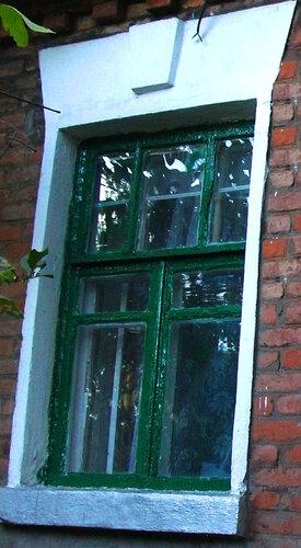 Окно в полезной раскраске