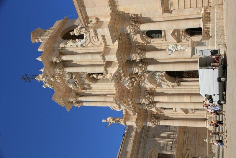 Сицилия,Сиракузы