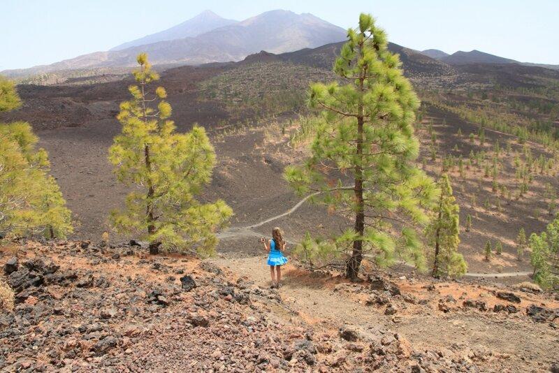 Тенерифе, Вулкан Самара