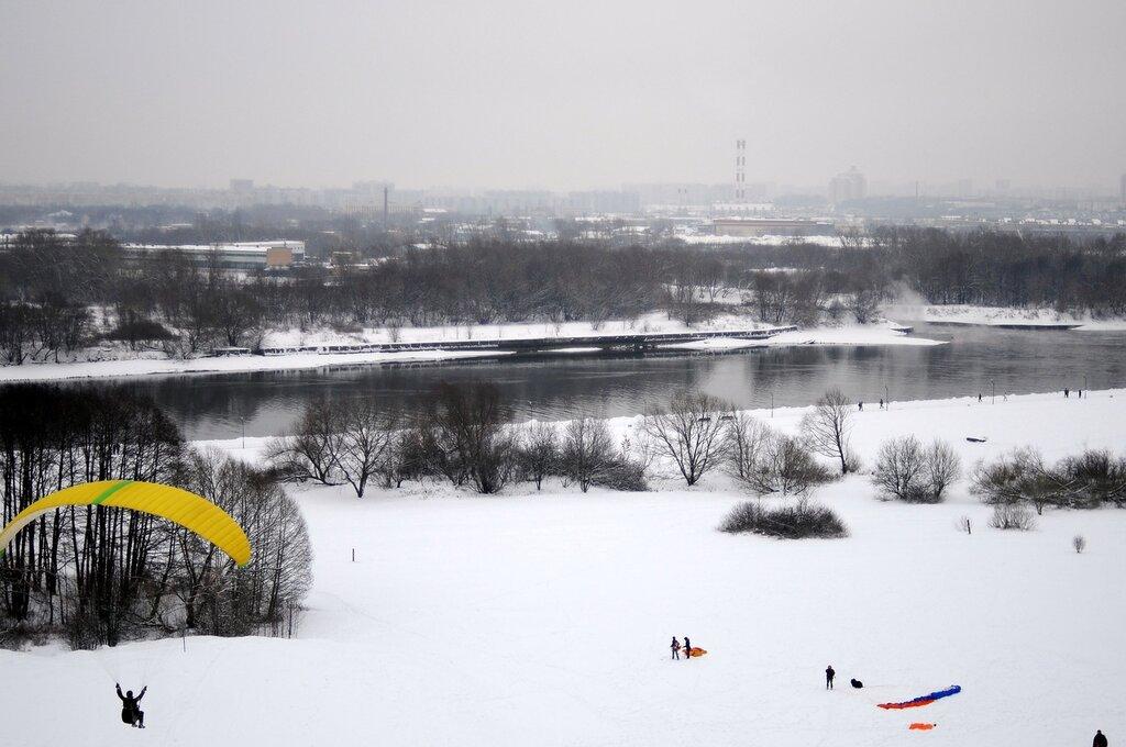 Зима в музее-заповеднике Коломенское