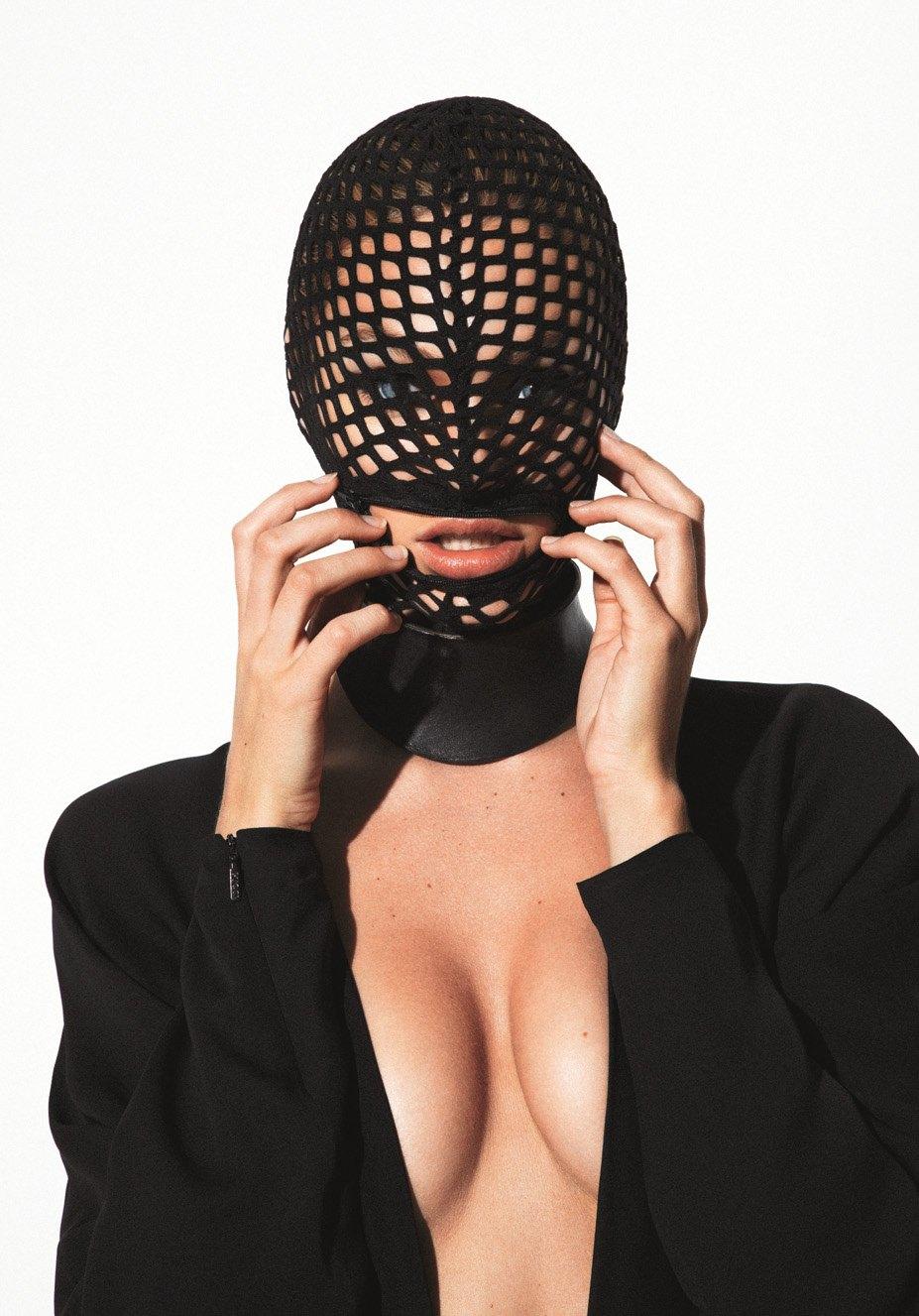 модель Кэндис Свейнпол / Candice Swanepoel, фотограф Collier Schorr