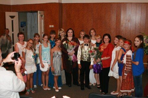 Обучающая поездка в Летнюю творческую школу Новые имена в Суздале