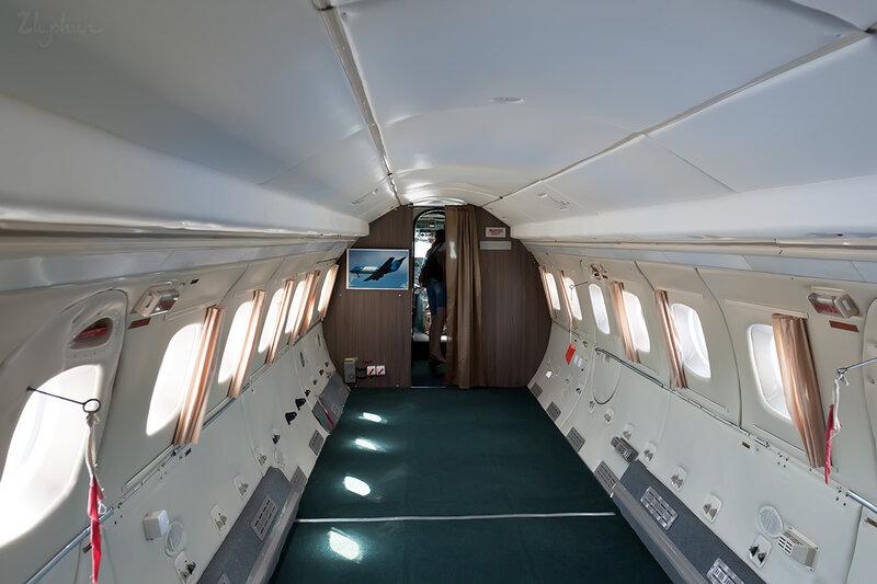 Яковлев Як-40К (RA-87974) Летные технологии DSC_4503