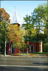 Санкт-Петербург, осень, сентябрь, 2012.