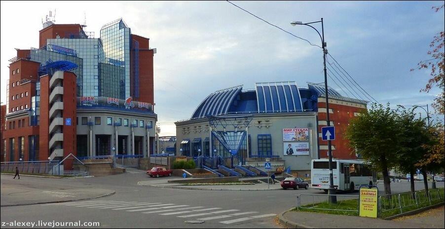 Ижевские гостиницы
