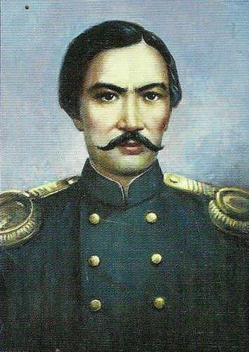 40. Чокан Валиханов