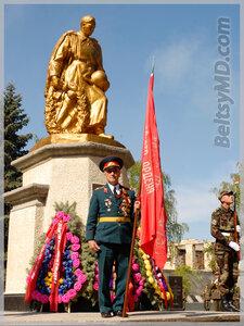 Мемориал воинам погибшим в боях за Бельцы