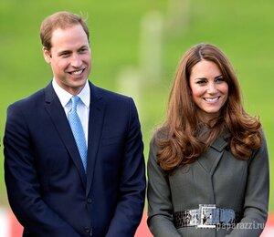 Принц Уильям и герцогиня Кембриджская ожидают первенца