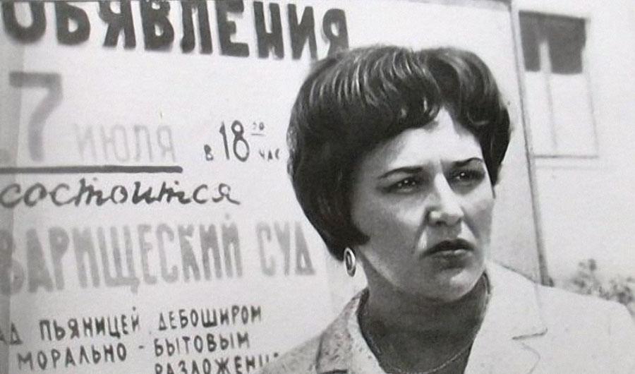 """Нонна Мордюкова на съёмках """"Бриллиантовой руки"""". 1968 год"""