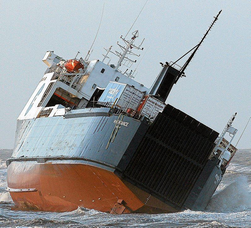 BRITAIN-WEATHER/SHIP