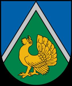 Герб Дундагской волости
