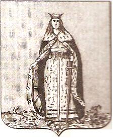 Герб Кулдиги 1846 г.