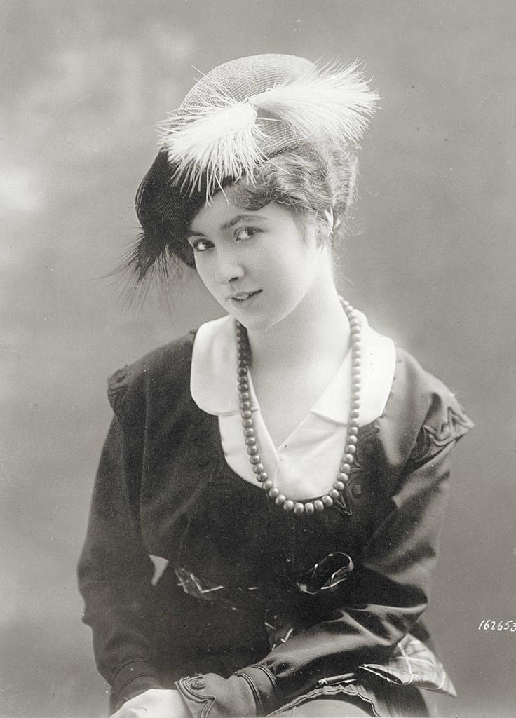0 6f5a6 223feed7 orig Женские шляпки 1913   1915 годов