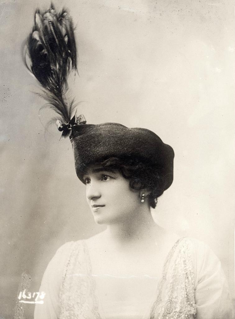 0 6f5b7 2af4cedb orig Женские шляпки 1913   1915 годов