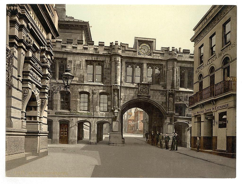 Англия в 1890 - 1900 годах - Страница 2 0_7087a_31d4e8d_orig