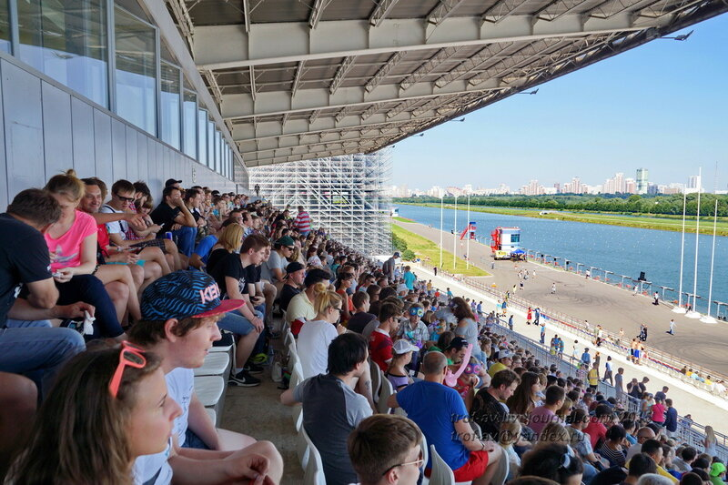 Фестиваль Red Bull Flugtag 2015, Москва