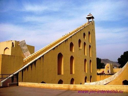 Древние обсерватории в Индии