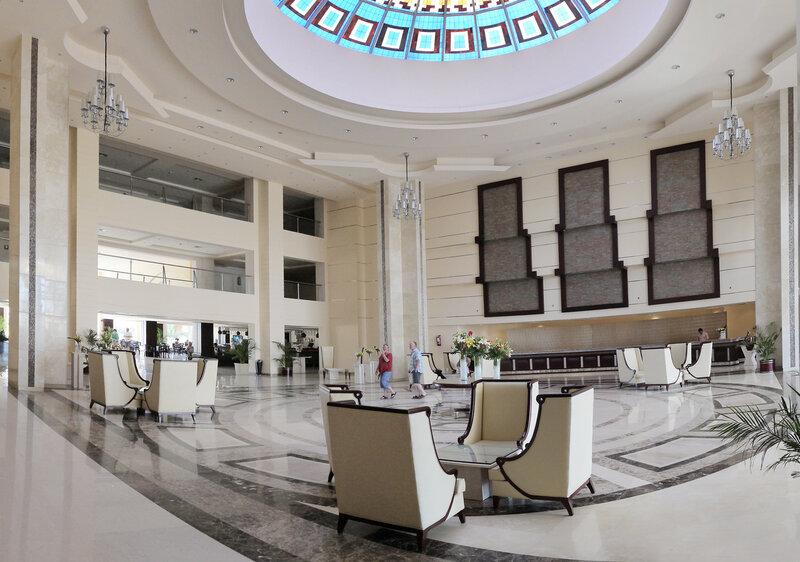 Отдых в Египте. Отель Tropitel Sahl Hasheesh 5
