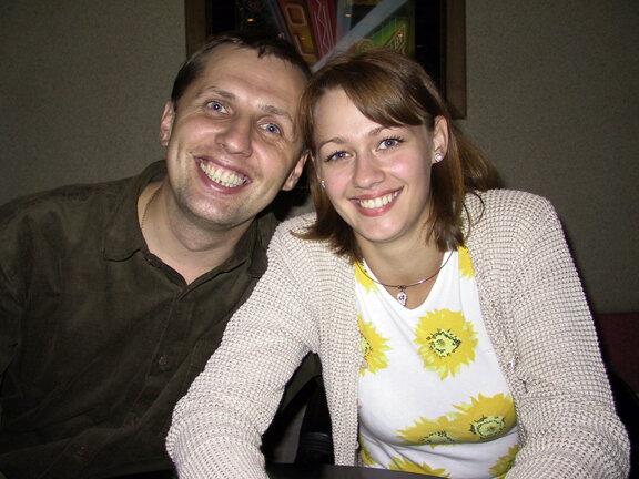 Александр и Татьяна Карпенко