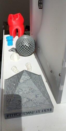 Продукция 3D-принтера