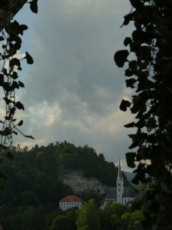 Церковь Св.Мартина в Бледе