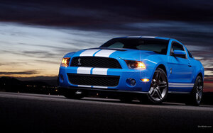 Ford Shelby GT500...