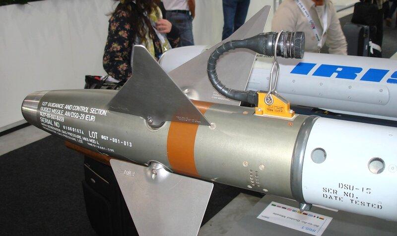 Управляемая ракета AIM-9L