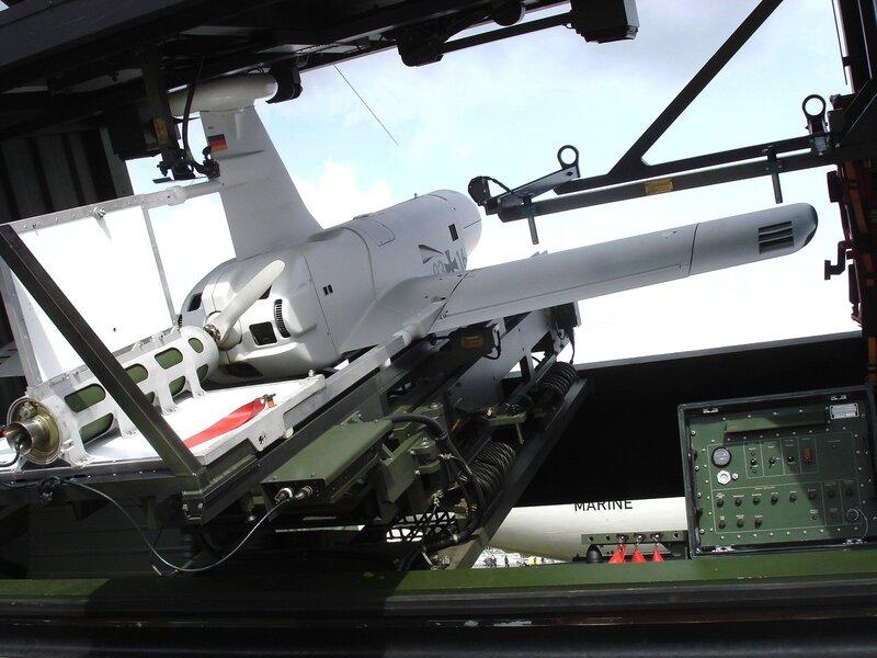 БПЛА KZO (Kleinflugger Zielortung)