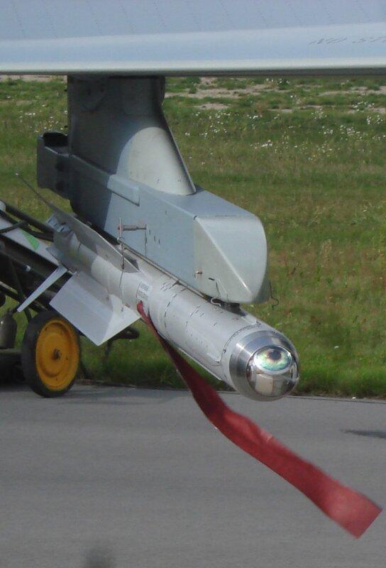 Управляемая ракета IRIS-T