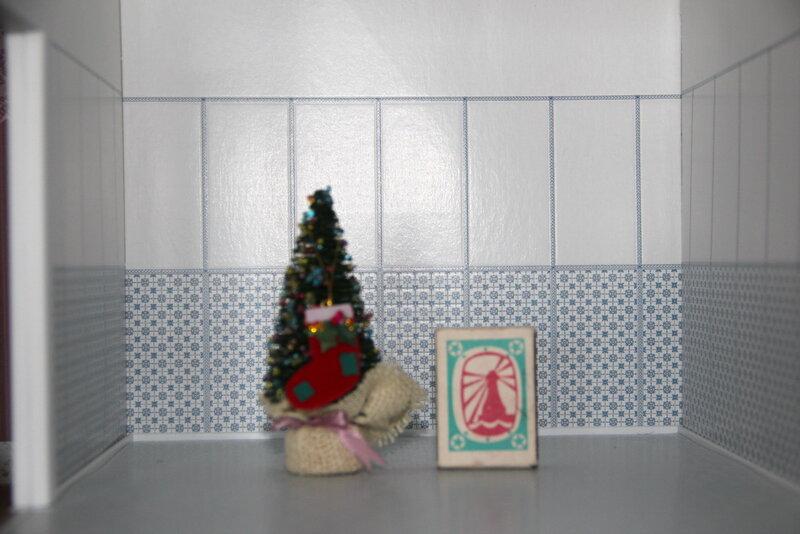 Дом Мечты №50 Рождественская елка и носок для подарков