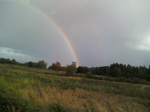 сентябрьяская радуга, 2012-09-20 17:46