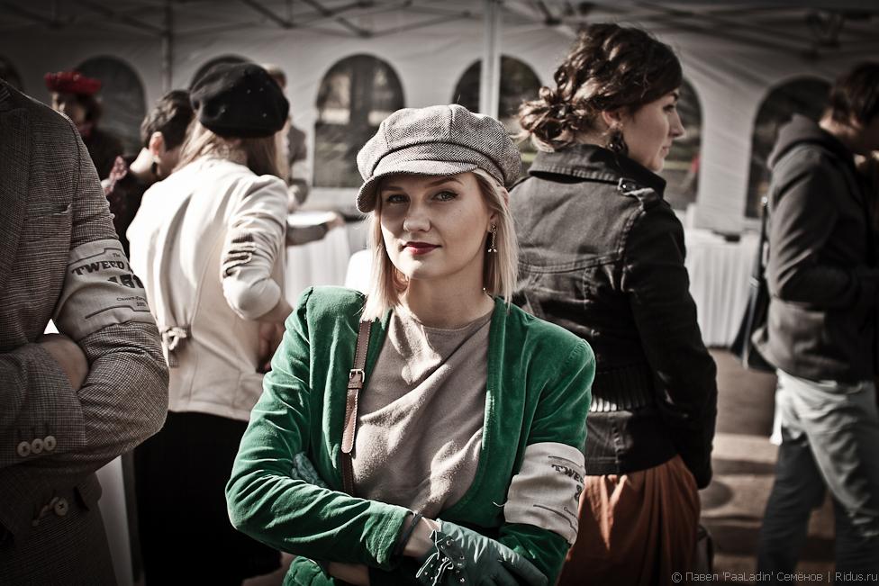 Твидран в Петербурге. Фото: Павел 'PaaLadin' Семёнов | Ridus.ru