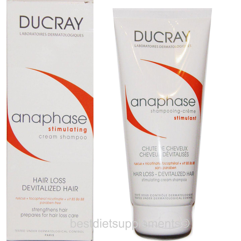 ducray anaphase stimulating cream shampoo anti hair loss. Black Bedroom Furniture Sets. Home Design Ideas