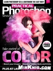 Журнал Practical Photoshop May 2015 (UK)