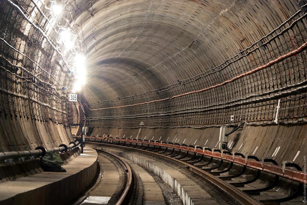 метрострой петербург