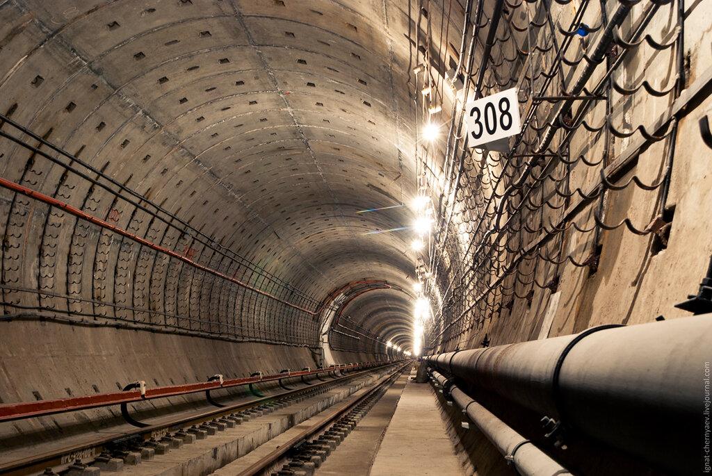 метрострой санкт-петербург тоннель